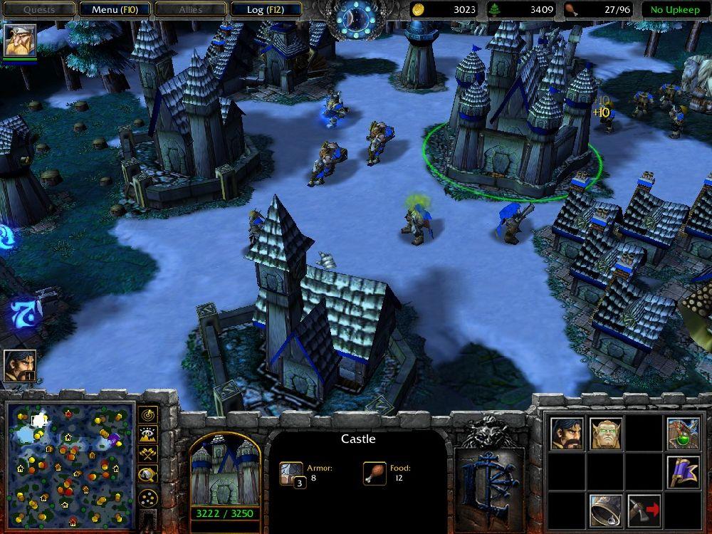 Warcraft 3 модели юнитов - 47d3