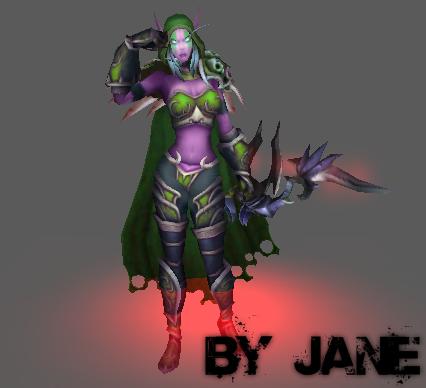 Warcraft 3 модели героев - 990